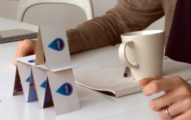Is your business plan a house of cards?