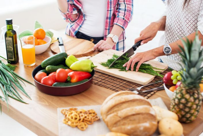 Working moms can change their lives by changing how they prepare food.